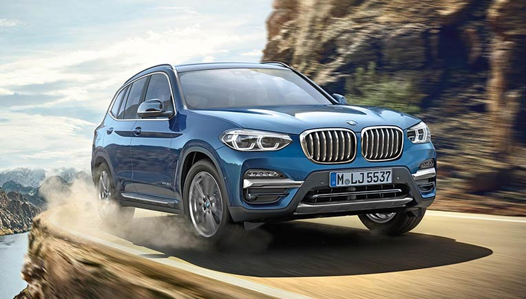 All-new BMW X3 launched in a petrol variant for Rs 56.90 lakh.