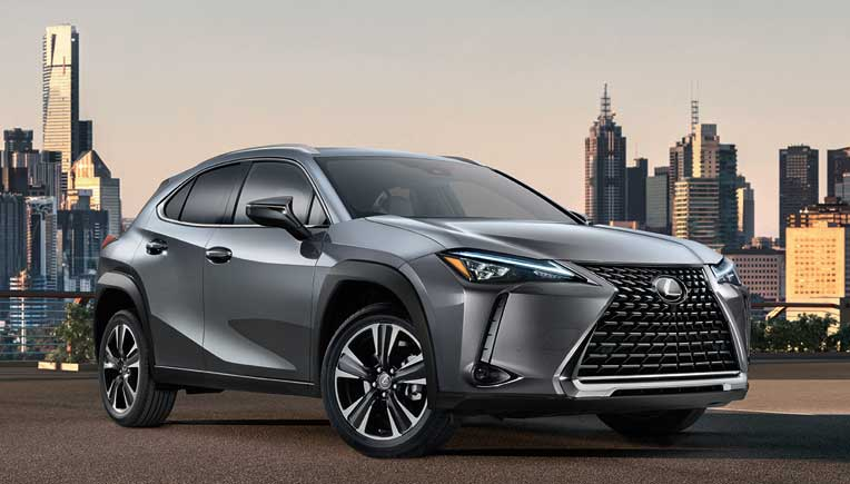 All-new Lexus UX Crossover makes world debut