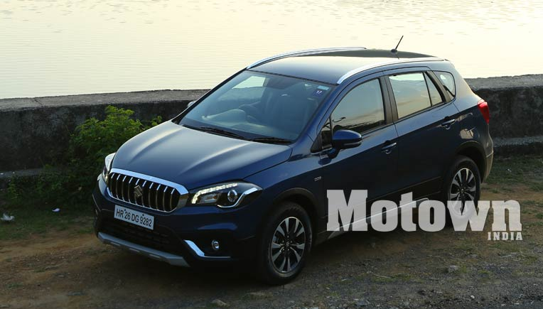 All-new Maruti Suzuki S-Cross for Rs 8,49,000 onward