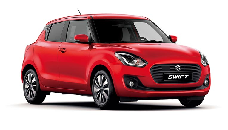 All you need to know about the upcoming Maruti Suzuki Swift