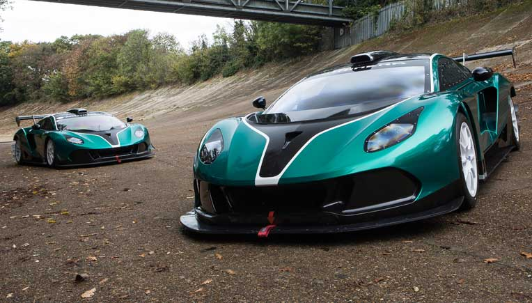 Arrinera receives first customer orders for 500bhp Hussarya GT