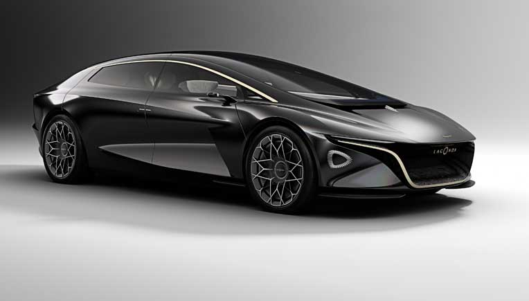 Aston Martin unveils Lagonda Vision Concept luxury vehicle