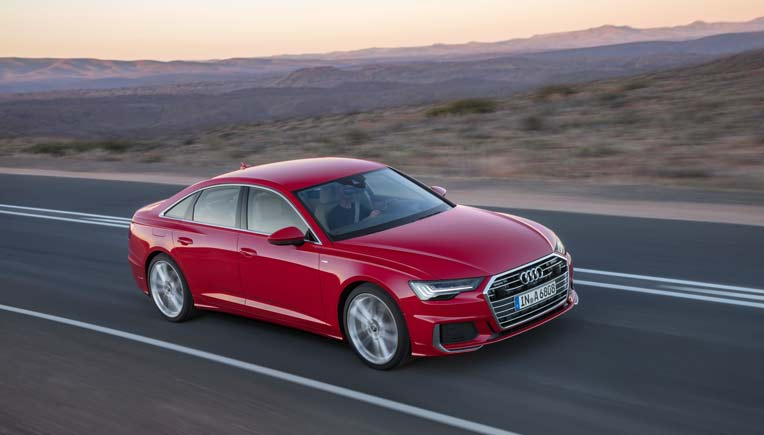 Audi introduces new A6