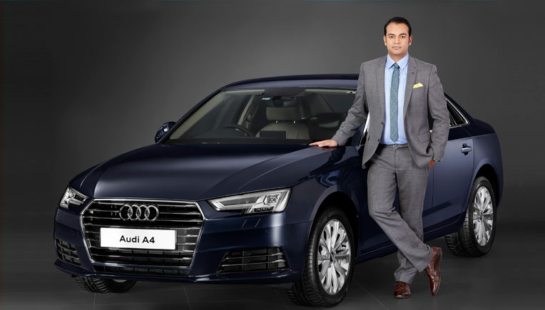 Audi launches new A4 35 TDI for Rs. 40.2 lakh