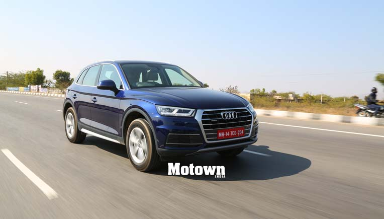 Audi launches the new Q5 for Rs. 53.25 lakh