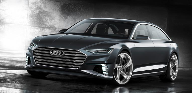 Audi prologue Avant show car, sporty, elegant and connected