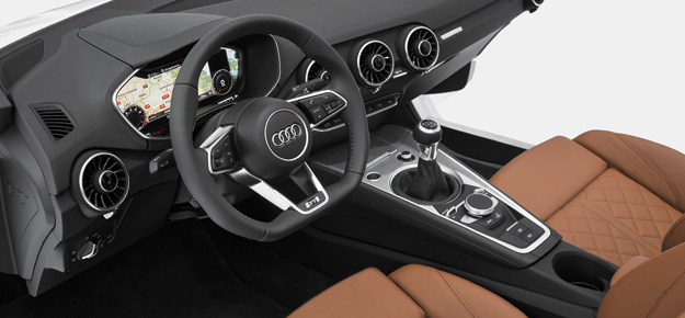 Audi to present new TT interior at the CES