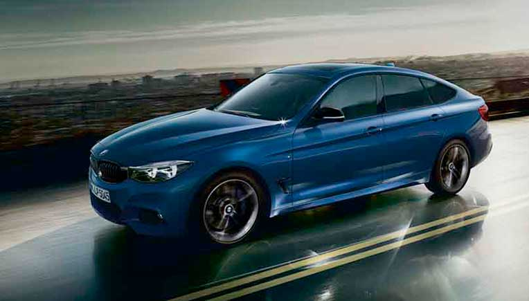BMW 3 Series Gran Turismo 'Shadow Edition' launched at Rs 42.50 lakh
