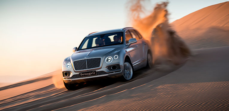 Bentley launches Bentayga SUV in India for Rs. 3.85 crore