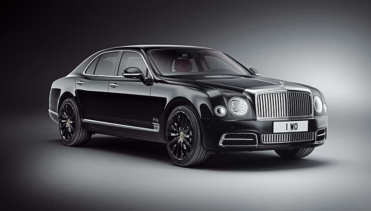 Bentley to make 100 limited edition Mulsanne W.O. Edition by Mulliner