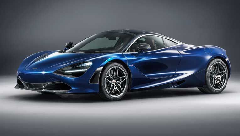 Bespoke McLaren 720S by MSO unveiled at Geneva International Motor Show