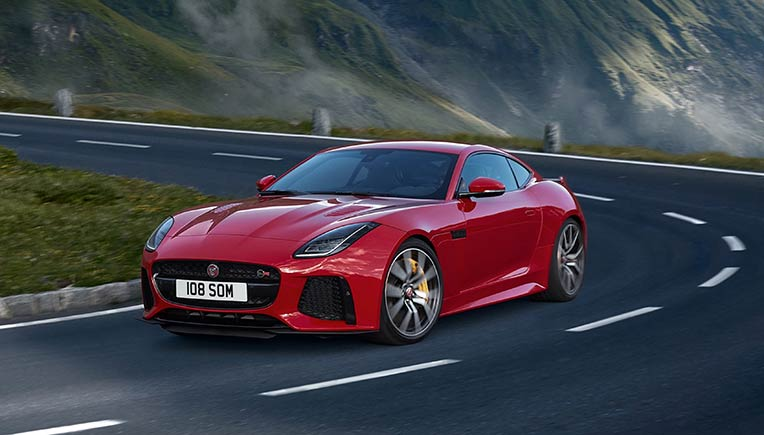 Bookings begin for Jaguar F-Type SVR; Price Rs 2.65 crore