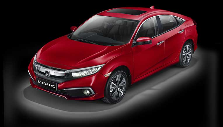 Bookings open for all new 10th generation Honda Civic
