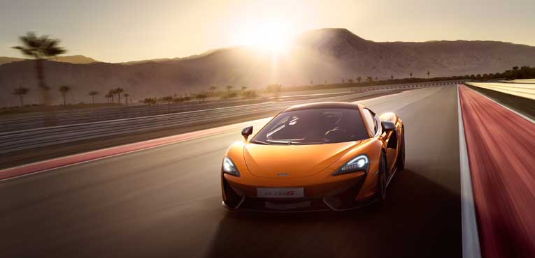 Cheapest McLaren ever: McLaren 570S coupe unveiled