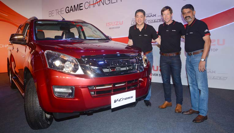 Cricket icon Jonty Rhodes is brand ambassador of Isuzu Motors India