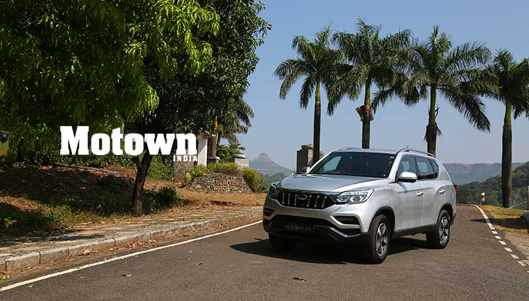 Exclusive pictures of Mahindra Alturas G4 from Motown India