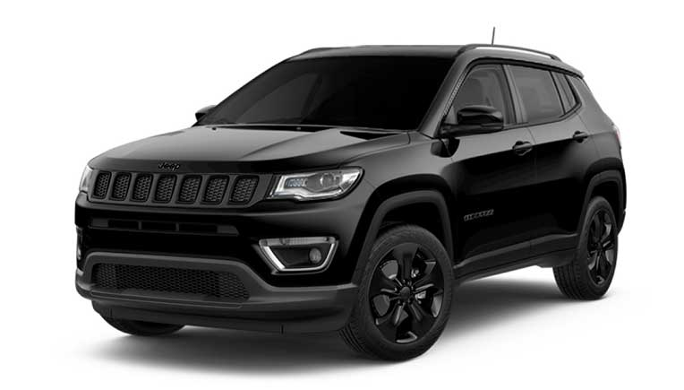 FCA introduces  Jeep Compass 'Night Eagle' at Rs 20.14 lakh onward