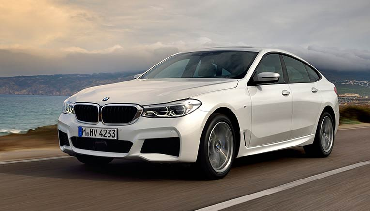 First-ever BMW 6 GT available in diesel variant for Rs 66.50 lakh onward