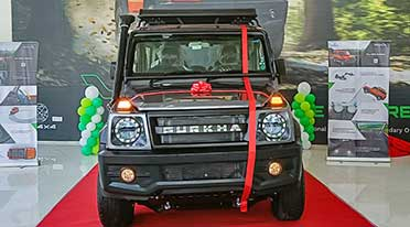 Force Motors begins deliveries of all-new Force Gurkha