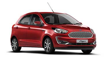 Ford India launches new automatic variants of Figo at Rs 7.75 lakh onward