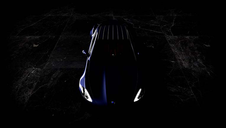 Glimpse of all-new next generation luxury electric Revero from Karma-Pininfarina