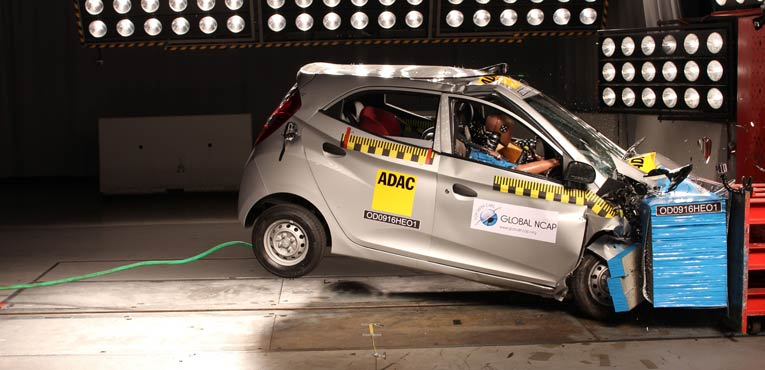 Global NCAP trashes Indian cars that have passed valid Indian tests