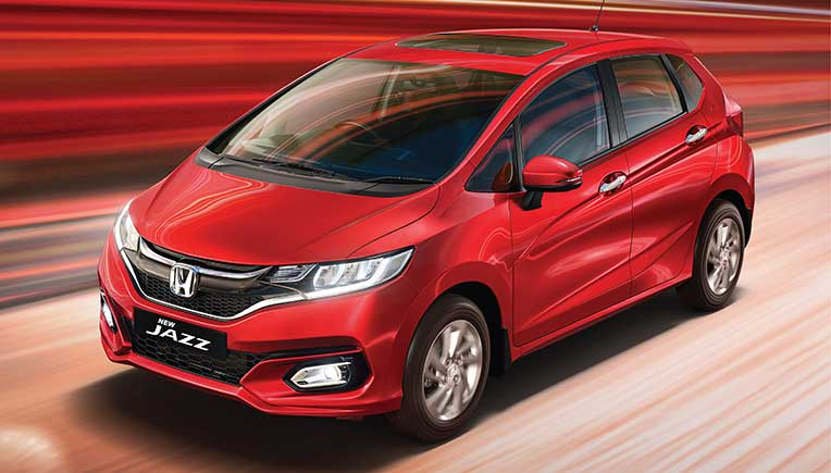 Honda Cars India launches refreshed Jazz at Rs 7.50 lakh onward