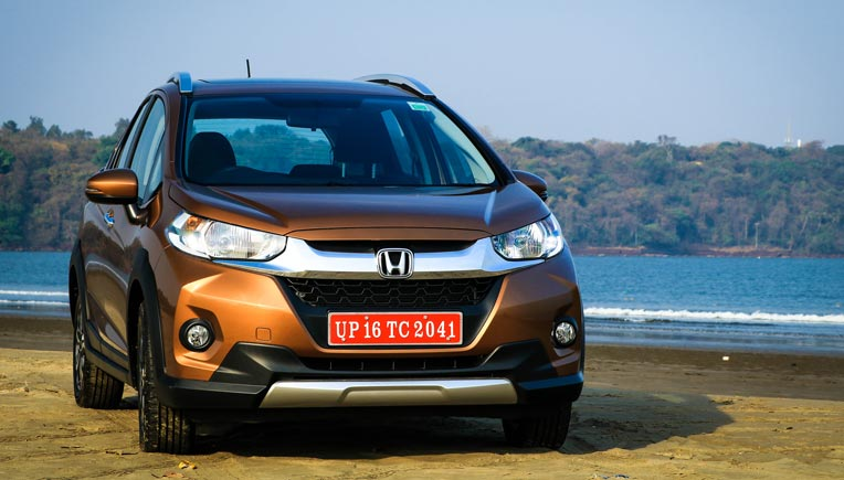 Honda WR-V features and specifications revealed