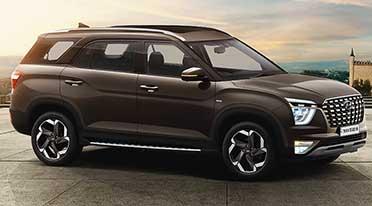 Hyundai Alcazar bookings cross 11000 mark in less than a month