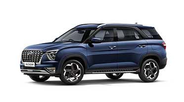 Hyundai Alcazar launched at Rs 16.30 lakh onward