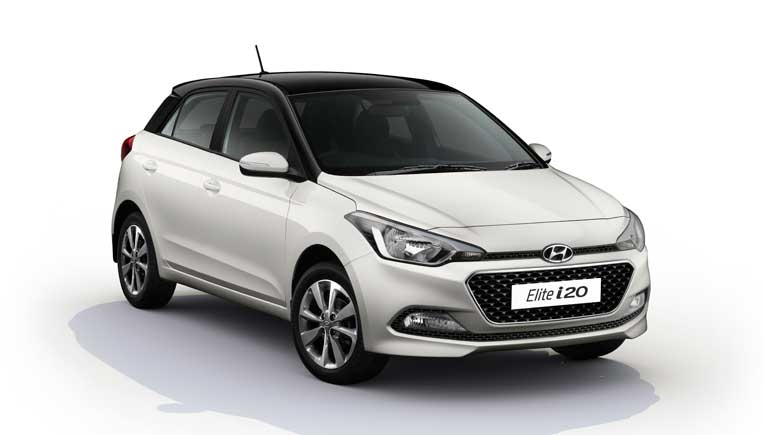 Hyundai Introduces new 2017 Elite i20