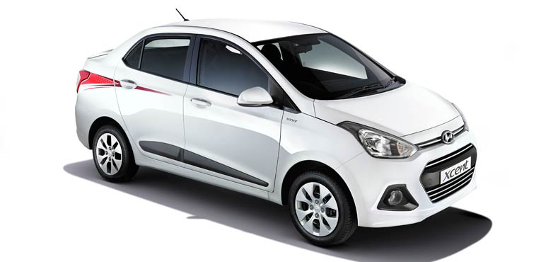 Hyundai Motor launches Special Edition Xcent for Rs 6.25 lakh onward