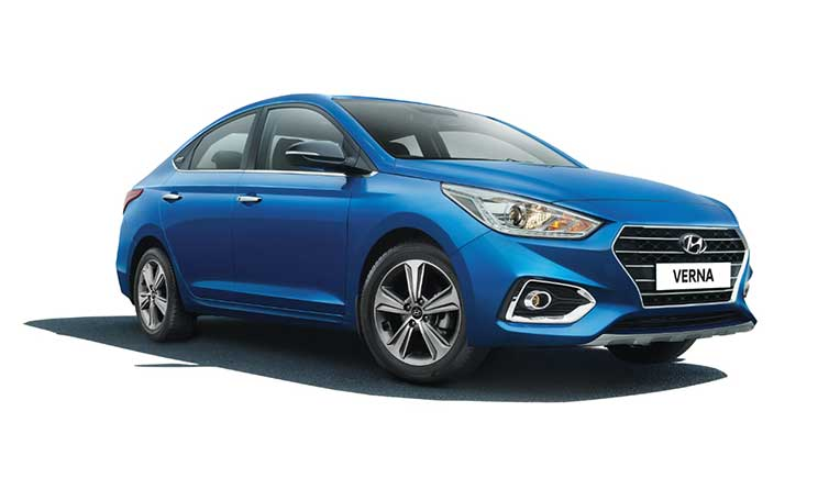 Hyundai Next Gen Verna Anniversary Edition at Rs 11.69 lakh onward