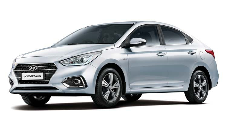 Hyundai launches the new Verna sedan for Rs. 7,99,900