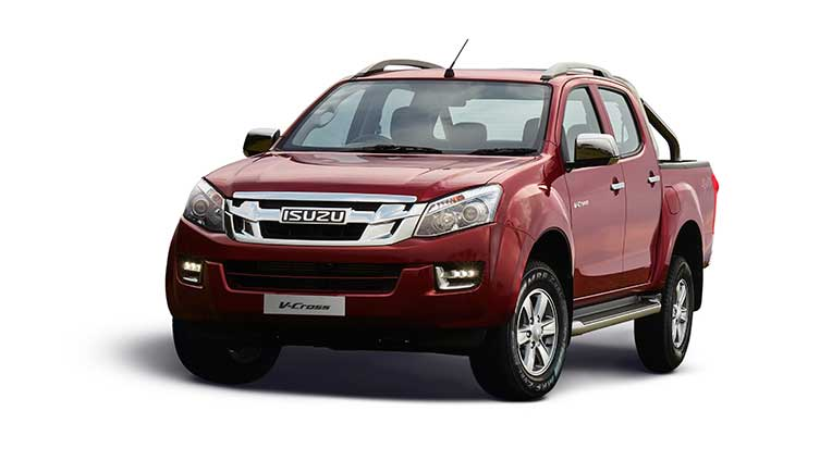 Isuzu D-Max pick-ups available on Government e-Marketplace portal
