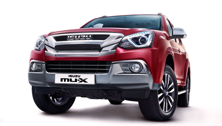 Isuzu launches mu-X facelift for Rs 26.26 lakh