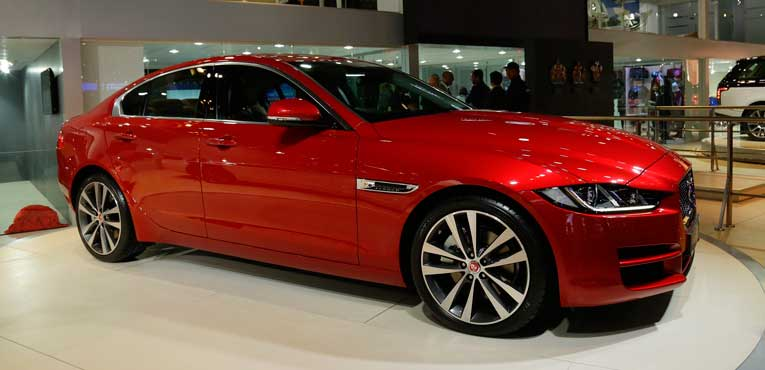 Jaguar Sports Saloon all-new XE launched for Rs 39.90 lakh