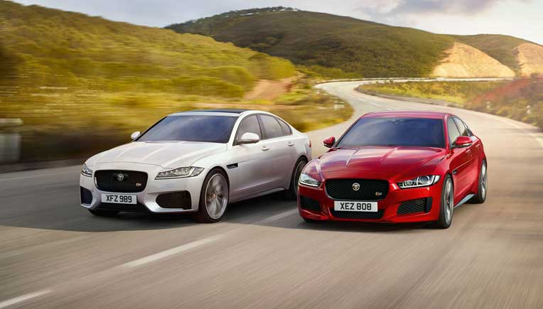 Jaguar XE, XF now powered by Ingenium petrol powertrain in India
