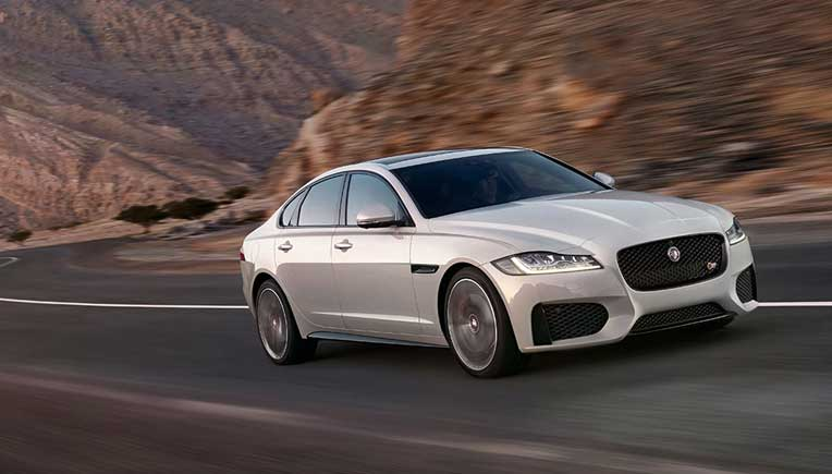 Jaguar launches locally manufactured XF at Rs 47.50 lakh