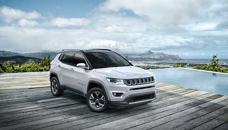 Jeep Compass Limited Plus at Rs 21.07 lakh onward