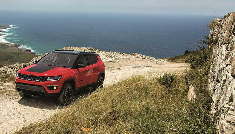 Jeep Compass Trailhawk priced at Rs 26.8 lakh