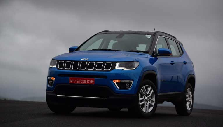 Jeep Compass bookings open for Rs 50,000