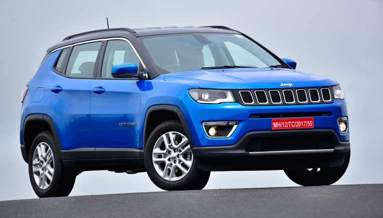 Jeep launches new Compass SUV for Rs. 14.95 lakh