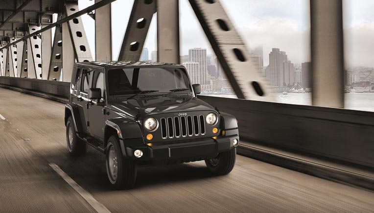 Jeep launches petrol powered Wrangler Unlimited for Rs. 56 lakh