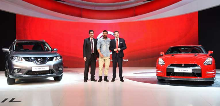 John Abraham to be brand ambassador for Nissan's leading models in India