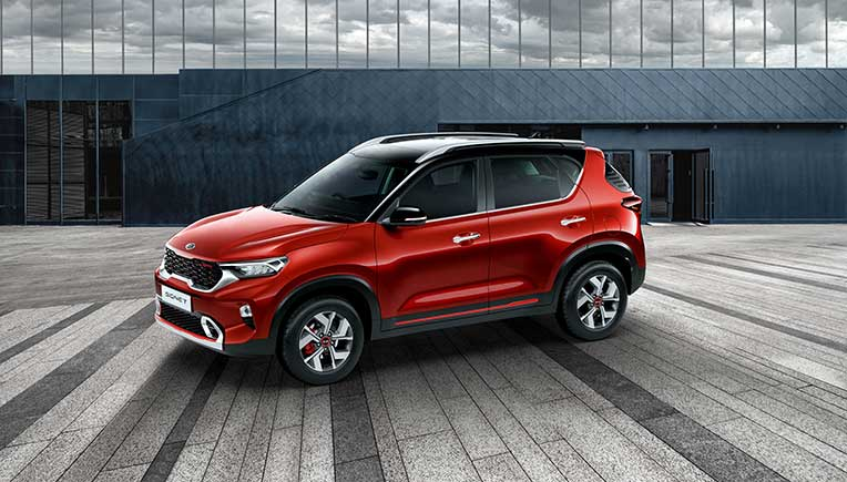 Kia Sonet Wild by Design compact SUV unveiled