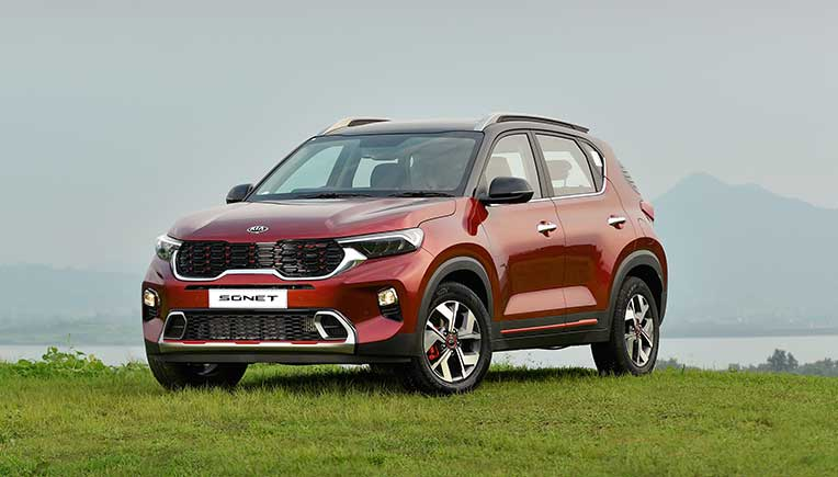 Kia Sonet compact SUV launched In Rs 6.71–Rs 11.99 lakh range