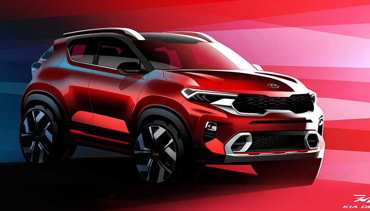 Kia Sonet is a pure Wild by Design compact SUV