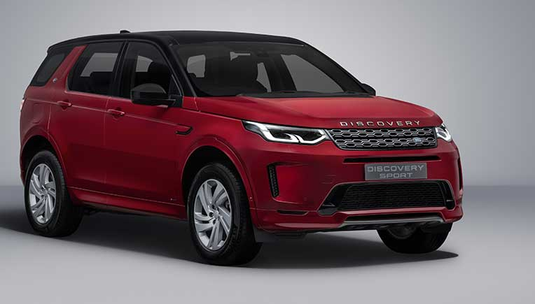 Land Rover launches new Discovery Sport at Rs 57.06 lakh