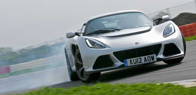 Lotus Exige S Automatic is just as quick as the Manual